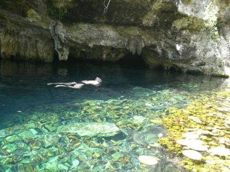 Gran Cenote 2