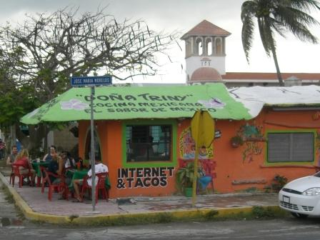 Tacos und Internet