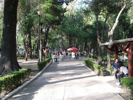 Park Mexico